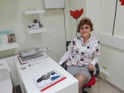 Dr.Carmen Burloiu, Medic Primar Neurologie Pediatrica
